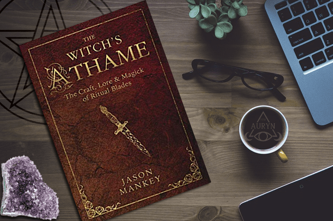 Review: The Witch's Athame | Mat Auryn